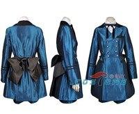 Anime Black Butler II 2 Ciel Phantomhive Cosplay Costume Halloween Costume