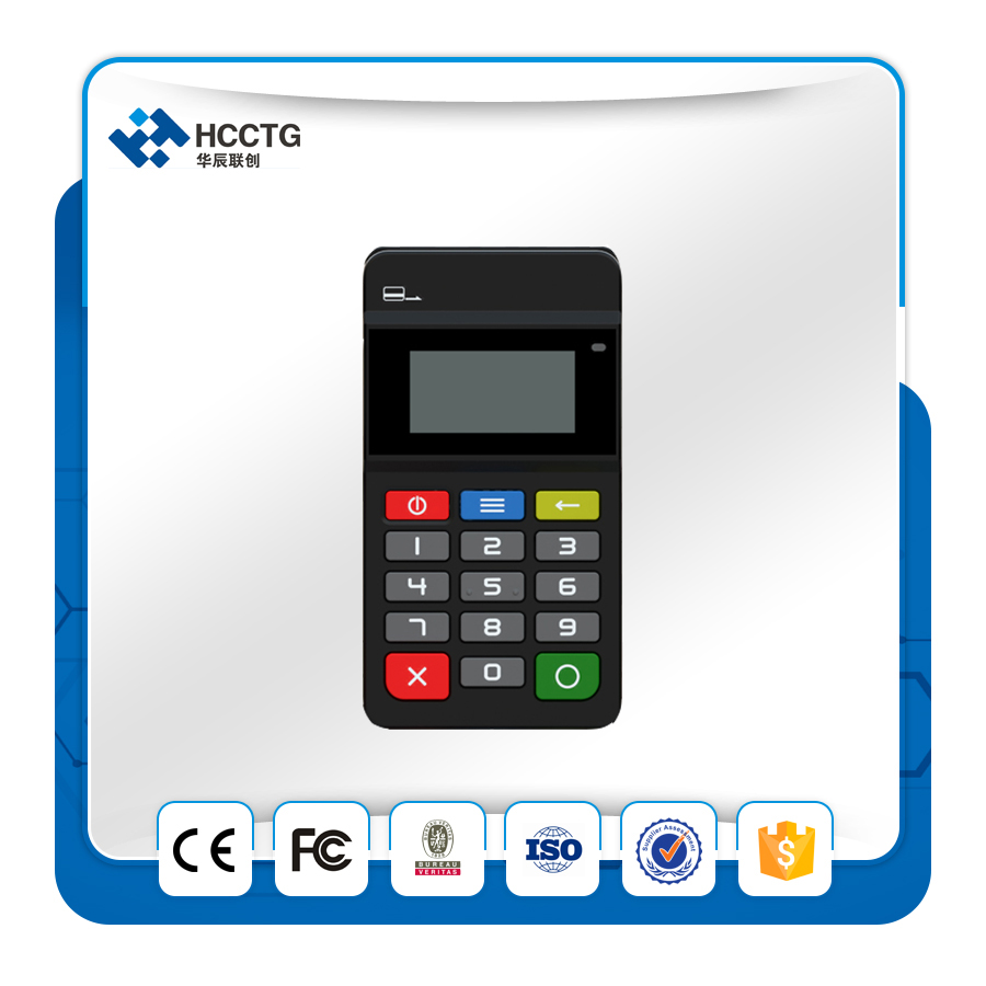 myPOS GO Contactless Wireless Payment Credit Debit Card Machine l Free 3g Data