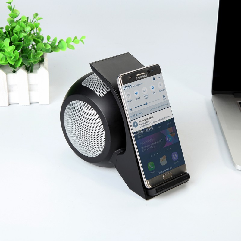 все цены на The Best-Selling Bluetooth Audio with NFC Technology Function Supports Any QI Wireless Charger Standard for Mobile Phones