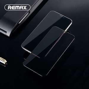Image 2 - Protecteur décran en verre trempé REMAX 9D Anti intimité pour iPhone XS XR XSMAX Film étanche à la Surface incurvée