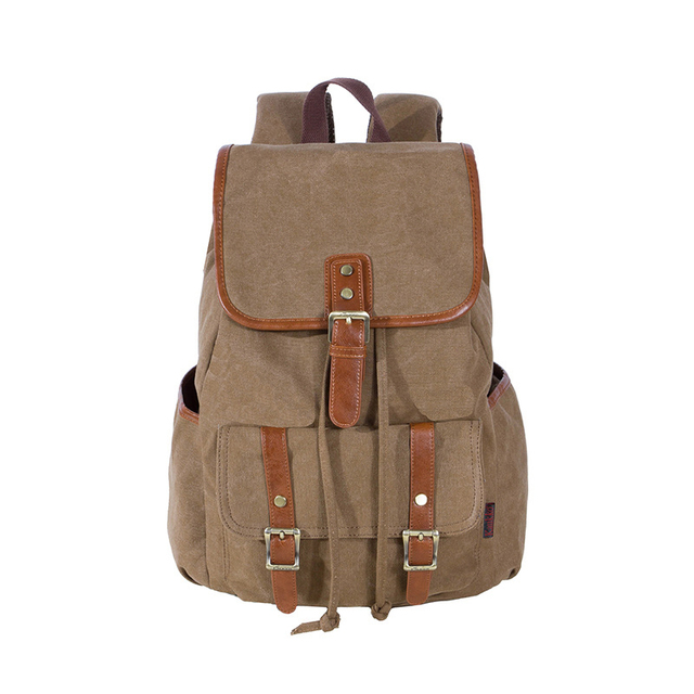 Best Sellers Canvas Backpack Classic fashion women s small fresh School Bag  Travel Bags Large Capacity Travel b897bfb1777b4