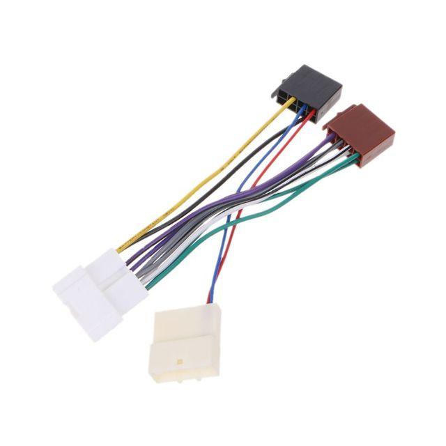 ISO жгут проводов Соединительный адаптер для RENAULT 2012 +/DACIA 2011 + (Выберите модель)