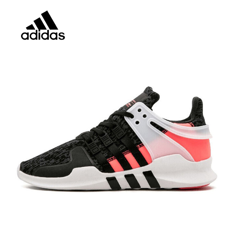 New Arrival Authentic Adidas EQT SUPPORT ADV J Women's Breathable Running Shoes Sports Sneakers
