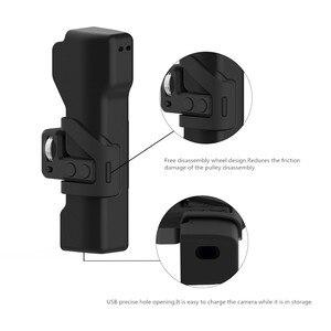 Image 1 - אוסמו כיס מצלמה תיק נייד מקרה הגנת תיבת עם יד רצועות לdji אוסמו כיס מצלמה Gimbal אבזרים