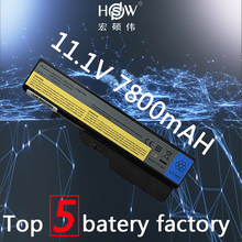 Battery For LENOVO IdeaPad G460 G465 G470 G475 G560 G565 G570 G575 G770 Z460 V370 V470 V570 L09M6Y02 L10M6F21 LO9L6Y02 bateria все цены