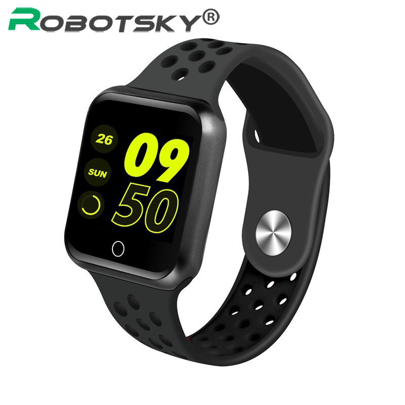 Robotsky S226 Smart Watch IP67 Waterproof  Heart Rate Monitor Blood Pressure Women men Smartwatch Standly 15 Day For Android ios умные часы smart watch y1