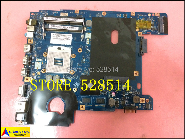 Original LAPTOP MOTHERBOARD FOR ACER ASPIRE 4740 4740G MAINBOARD MBPML02001 LA-5681P 100% Test ok