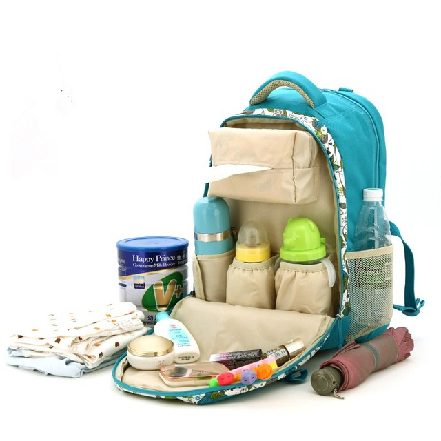 Hot Sale 2016 Functional Maternity Backpack Baby Diaper Bags Nappy Changing Bags For Travel Mother Mummy With Big Capacity