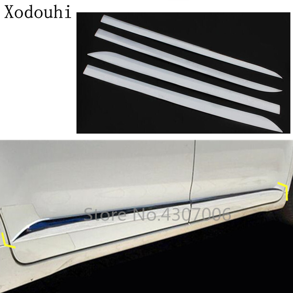 Red Line Moulding Strip Kit Decorate Car Door Handle Air Conditioner Guard 12ft