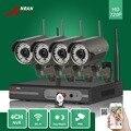 ANRAN Seguridad CCTV de $ NUMBER CANALES HD NVR Wifi 78 IR 2.8-12mm Lente 720 P IP Al Aire Libre Cámara Inalámbrica Sistema de Vigilancia de Vídeo Con 1 TB HDD
