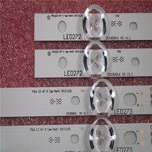 Для LG 42 дюйма ТВ INNOTEK POLA2.0 42 Rev0.1 пола 2,0 T420HVN05.0 42LN5400 42LN5300 T420HVN05.2 светодиодный Подсветка полосы