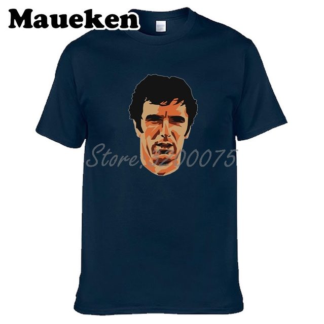 9ede1623a52 Men Italy Legend goalkeeper 1 Dino Zoff T-shirt Clothes T Shirt Men's for  fans gift o-neck tee W0319022