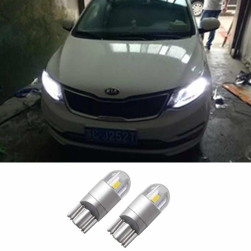2 шт. автомобильные T10 W5W 168 194 Светодиодные лампы для парковки Kia Rio 3 4K2 K3 K5 K4 Ceed Cerato
