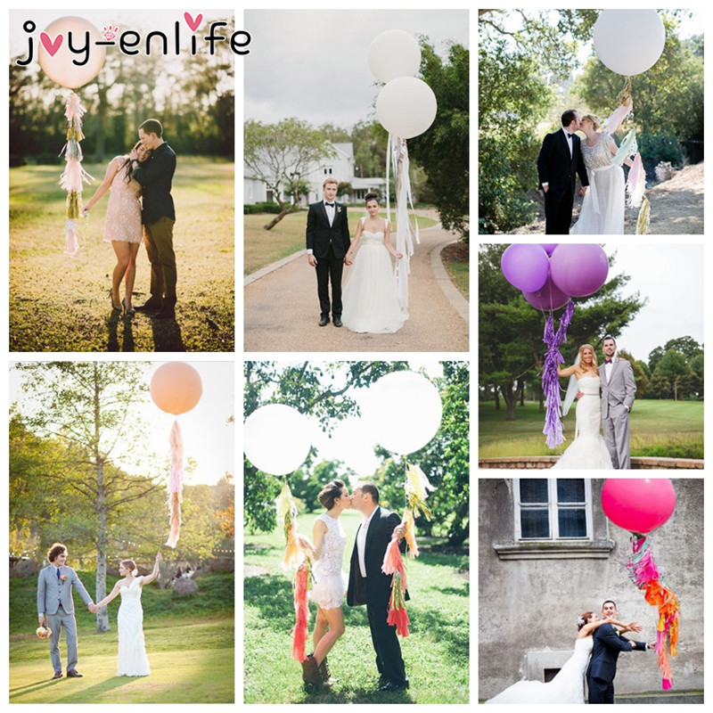 10pcs Rainbow Paper Tissue Tassel Garland Balloon Ribbon Bunting Wedding Decoration Baby Shower Kids Birthday Party Decorations in Banners Streamers Confetti from Home Garden