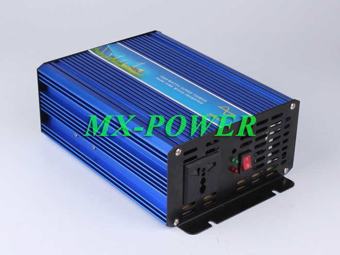 Off Grid Pure Sine 300W Wave Inverter with DC12V/24V input Wind Turbine Inverter / transmission equipment accessories /diy wind power generator 400w for land and marine 12v 24v wind turbine wind controller 600w off grid pure sine wave inverter