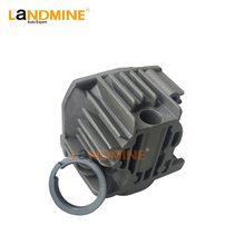 Cylinder With Ring For X5 E53 A6 Q7 Touareg RangeRover l322 Air Suspension Air Compress Pump Repair Kits 4L0698007A все цены