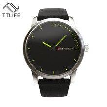 TTLIFE Marke Unisex Bluetooth Smart Uhr Smart Alarm Schrittzähler Herz Raten Monitor Sport Smartwatches Für Android IOS Telefon