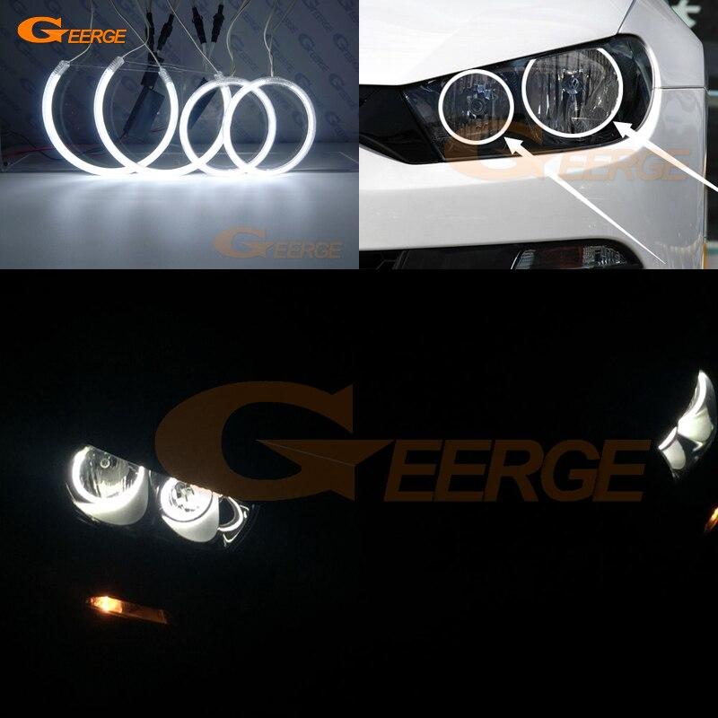 For Volkswagen VW Scirocco 2008 2009 2010 2012 2013 Halogen headlight Excellent Ultra bright illumination CCFL