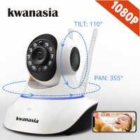 Caméra IP 1080 P 2MP WiFi sans fil Surveillance WiFi caméra réseau PTZ sécurité CCTV Vision nocturne IP caméra de Surveillance bébé