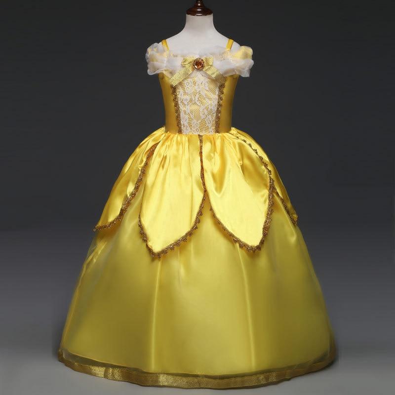 Girl Infant Princess Dress for Girl Wear Halloween New Year ...