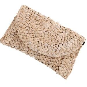 Bohemian Women Straw Bag New F
