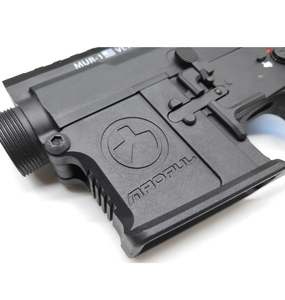 Image 2 - XPOWER MAOPUL Magpul Receiver Airsoft Accessories Paintball Equipment AEG Tactical Gel Blasters Metal JinMing9 Outdoor Sports