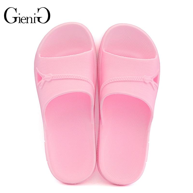 GieniG2018Új férfiak és nők trend csúszásgátló fürdőszoba - Férfi cipők