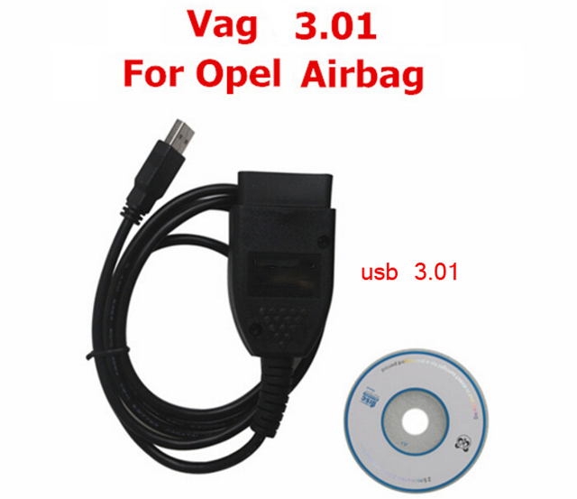 2016 Vag Tacho 3.01+ for Opel Immo Airbag Scanner OBD/OBD2 for Opel Immo Reader For Opel Immo Pin Code Reader