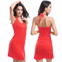 Popular Designer Vintage Victoria 2017 Double Shoulder Straps O Neck Crochet Beachwear Dresses for Women Dropshipping
