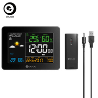 DIGOO DG TH8788 APP Remote Setting WIFI Weather Station Automatic Connect Smart Home Multifunction Thermometer Hygrometer