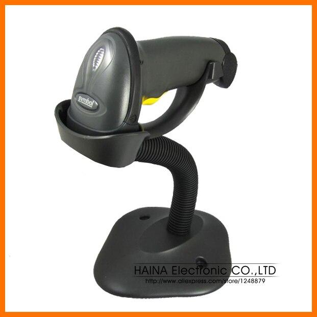 Neueste Kollektion Von 100% Neue Handheld Symbol Ls2208 Laser Bar Code Scanner Mit Stand Halter Dinge FüR Die Menschen Bequem Machen Büroelektronik