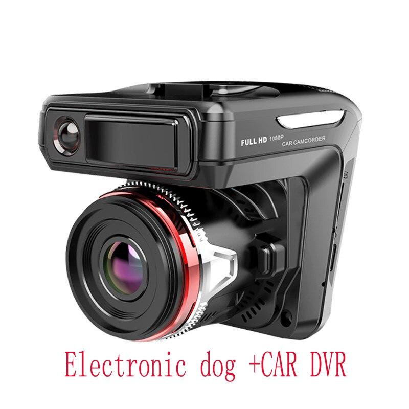 2017 Car Detector Radar VGR-2 Full band X KU K Ka-PLUS LASER English& Russian version 2.4 LCD 150 degreen lens Car dvr Camera