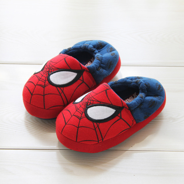 Winter Casual warm children shoes Thick Kids Home Shoes Child's Slippers Boys Girls Shoes  CHW003