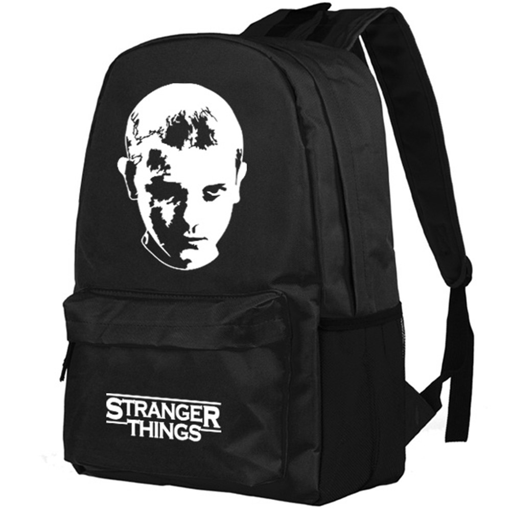 Zshop USA Opera Stranger Things Theme Backpack also as daypack bookbag seeing things as they are