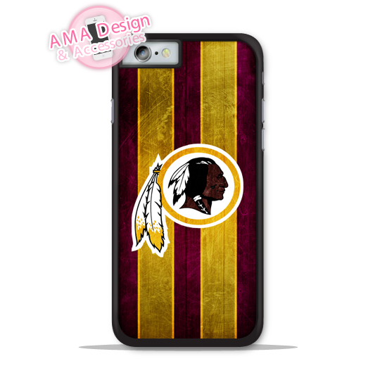 Washington Redskins Football Club Phone Cover Case For Apple iPhone X 8 7 6 6s Plus 5 5s SE 5c 4 4s For iPod Touch
