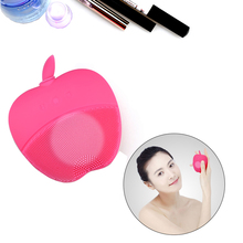 4 IN 1 Face massager electric Massager with facial cleansing +warm hands+Anion import Massage
