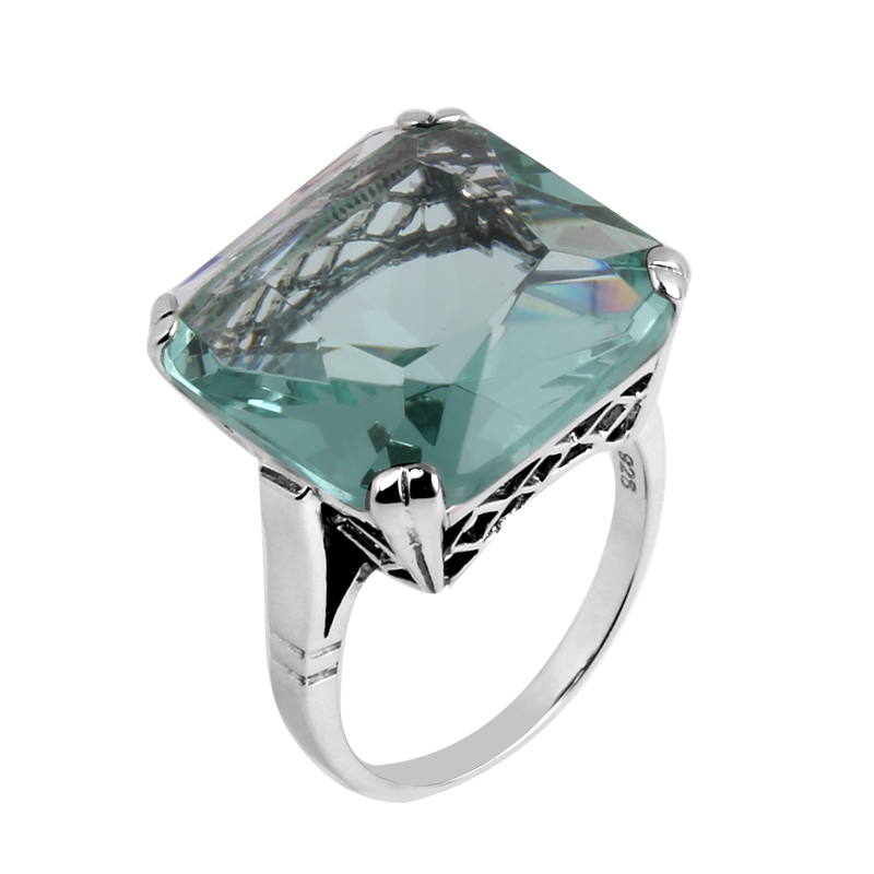 popular aquamarine rings antique buy cheap aquamarine