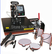 china heat press machine 38 38 Tshirt Mug Cap Plate Heat press Sublimation machine Press machine