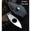 Карманные мини-ножи для активного отдыха  кемпинга  самообороны  фиксированное лезвие  нож  тактика выживания  веревка  резак  EDC  Мультитул  ...