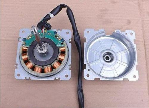 High-Voltage DC Brushless Motor Wind Turbines Three-Phase AC Generator