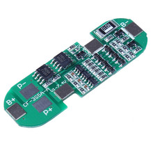 CF-3S5A-A 3S 6A Polymer Lithium Battery Charger Protection Board Li-ion Charging Protect Module For 3pcs 18650 Lithium Battery