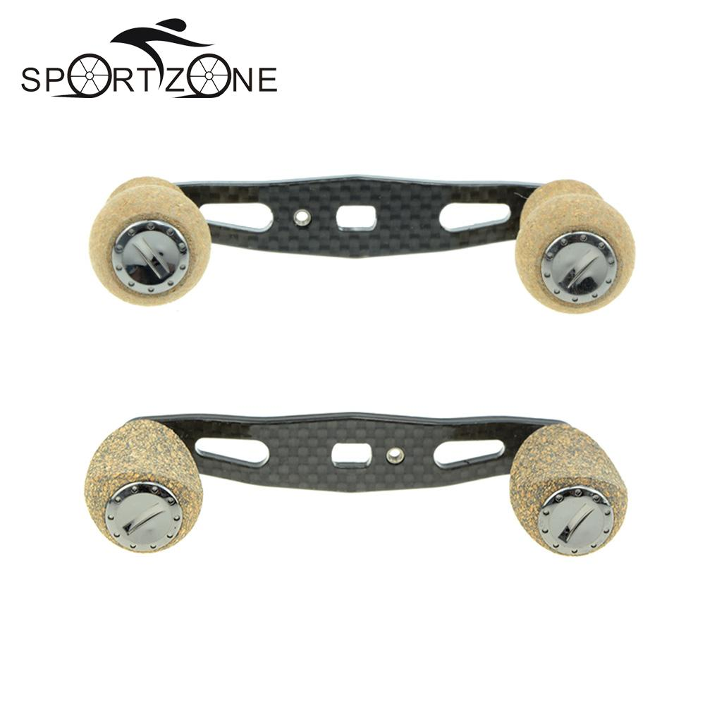 Online buy wholesale carbon reel handle from china carbon for Rocking fishing rod
