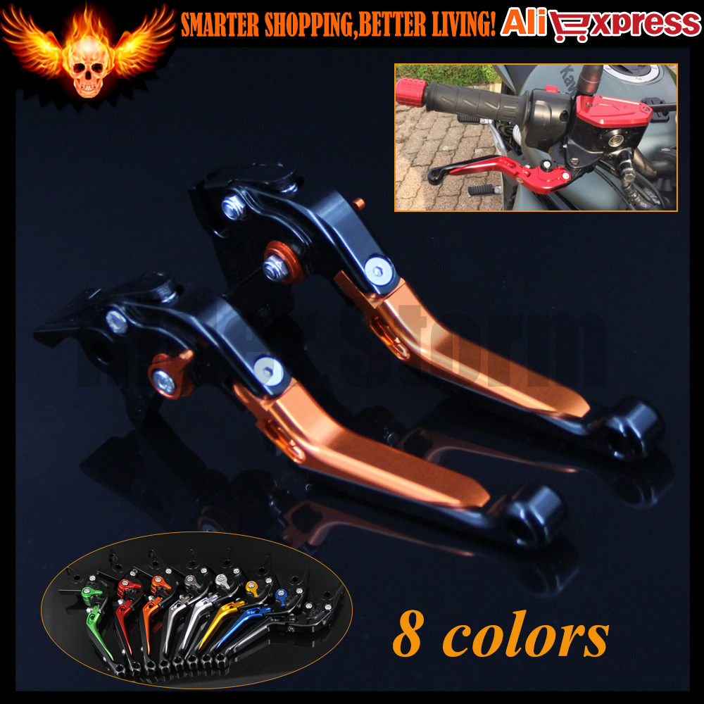 Adjustable Motorcycle Brake Clutch Levers For Kawasaki ZX1100 / ZX-11 1990 1991 1992 1993 1994 1995 1996 1997 1998 1999 20002001