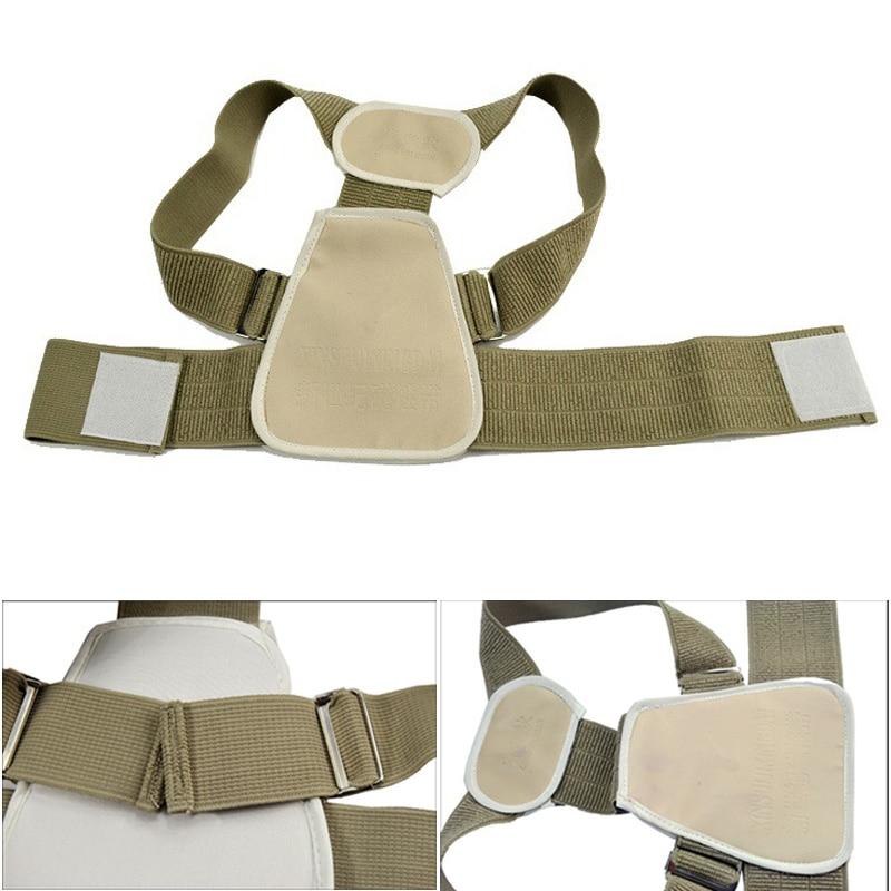 Drop shipping Teenage Posture Corrector Correction Orthosis Back Support Back Posture Correction Flexible Back Belt for Child 3