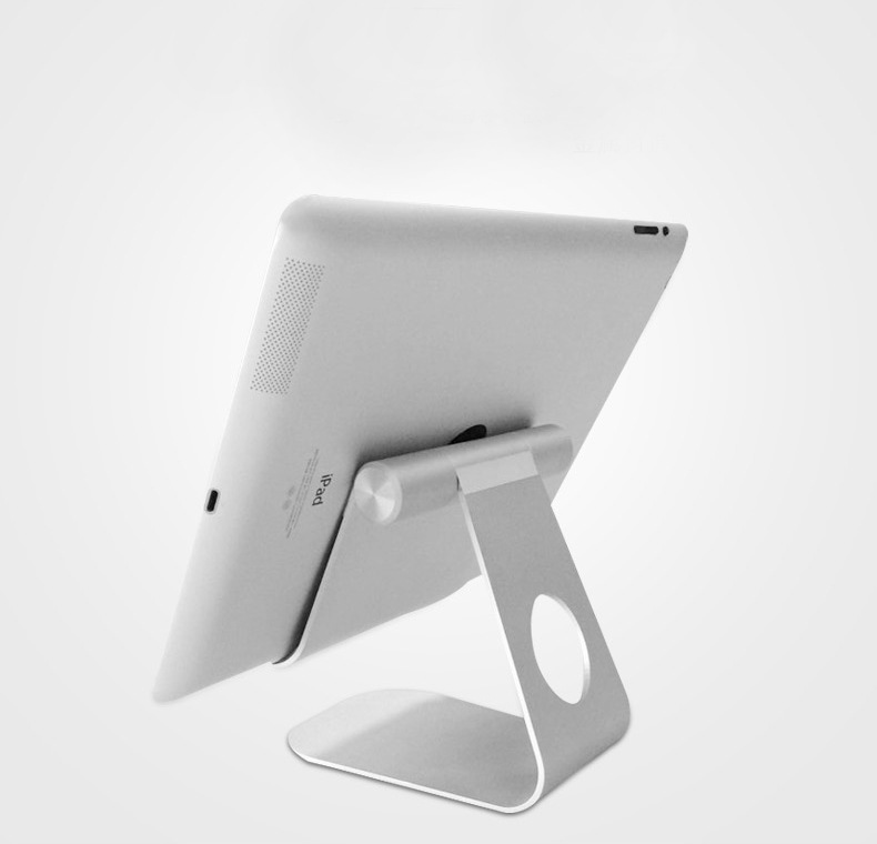 Adjustable Aluminum Alloy Tablet PC Holder Stand For iPad mini Pro 12.9/9.7 inch Tablet Holder For Xiaomi Lenovo A10-30 A10-70
