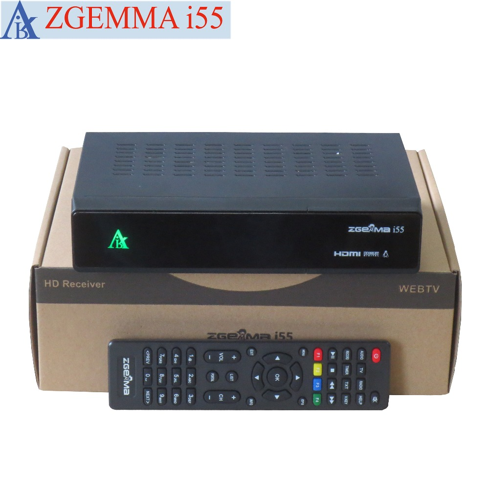 10pcs/lot New version ZGEMMA Linux IPTV internet tv box M3U playlist support ZGEMMA i55 (without account)