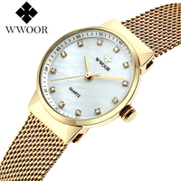Luxury Brand Gold Bracelet Womens Watches Fashion Casual Quartz Ladies Wrist Watch Relogio Feminino