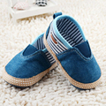 Fashion Solid Baby Toddler Girls Boys Shoes Casual Canvas Slip On Shoes First Walkers