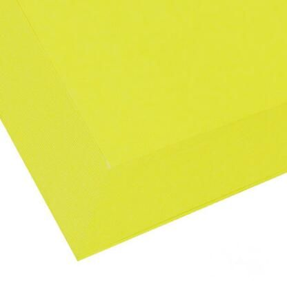 2 To 30 Sheets 230gsm Lemon Yellow Color Plain Thick Papers Cardstock For Paper Craft Card Making 21 x 29.7cm