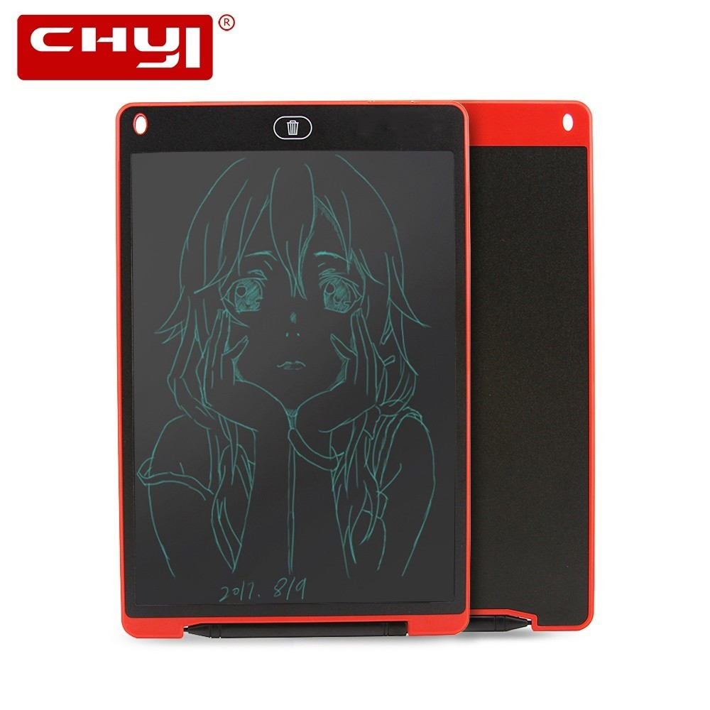 CHYI 12 Inch LCD Writing Tablet Digital Drawing Tablets Handwriting Pad Portable Electronic Tablet Board for Kid Drawing Writing